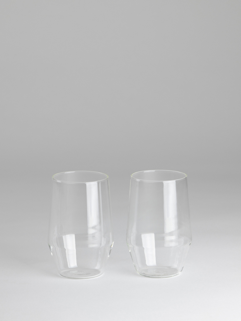 Velasca Glass Clear - Set of 2