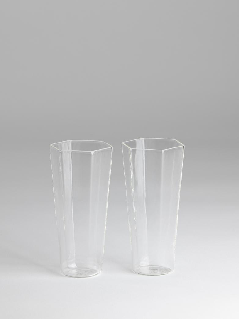 Nini Glass Clear - Set of 2