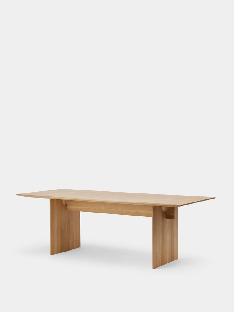 N-DT01 Table - Oak