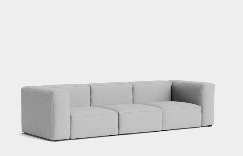 Mags Soft 3 Seater Combination 1  - Divina Melange 120