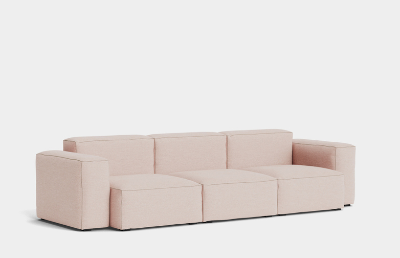 Mags Soft Low - 3 Seater Combination 1 - Mode 026