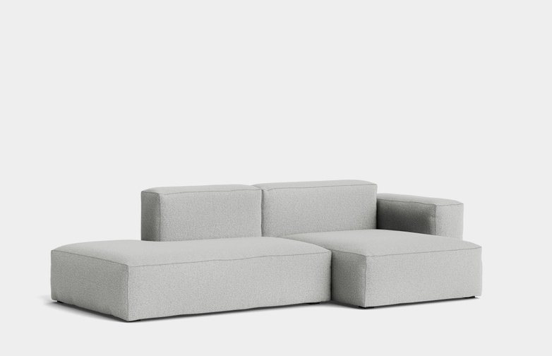 Mags Soft Low - 2,5 Seater Combination 3 Right Armrest - Hallingdal 116