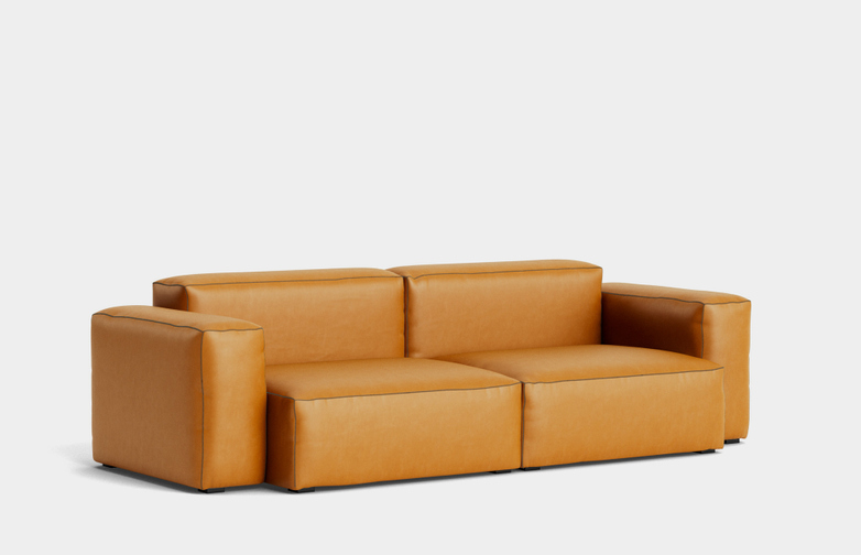 Mags Soft Low - 2,5 Seater Combination 1  - Silk 0250