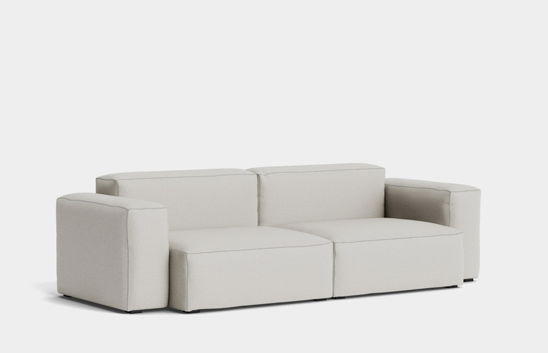 Mags Soft Low - 2,5 Seater Combination 1 - Hallingdal 103
