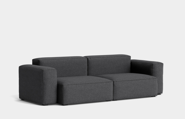 Mags Soft Low - 2,5 Seater Combination 1 - Divina Melange 180