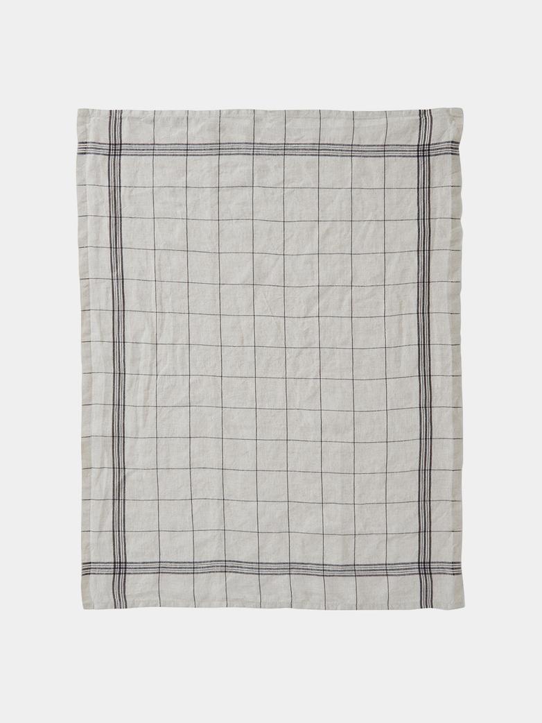 Bistrot Dish Towel - 60 x 80 cm - Linen Black