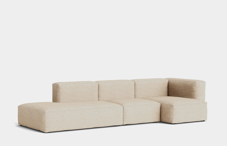 Mags Soft - 3 Seater Combination 3 Right Armrest - Bolgheri LGG60