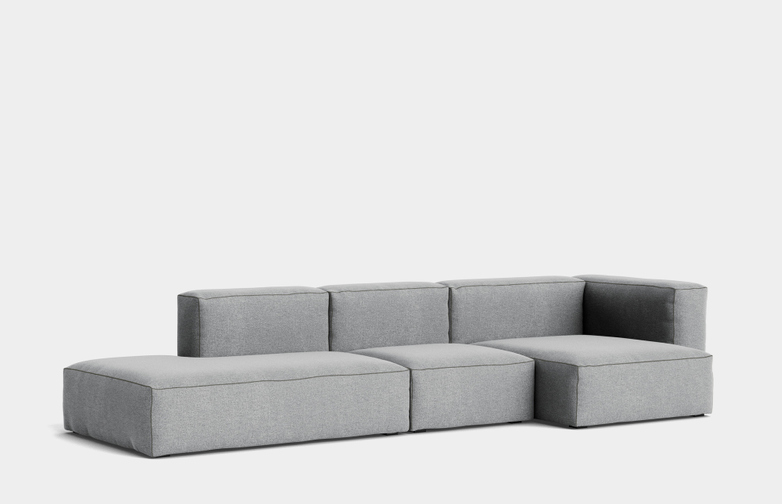 Mags Soft - 3 Seater Combination 3 Right Armrest - Hallingdal 130