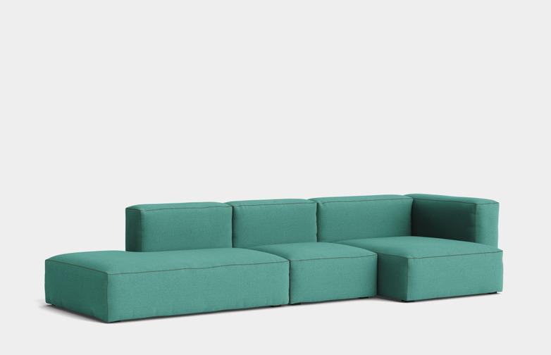Mags Soft - 3 Seater Combination 3 Right Armrest - Vidar 943