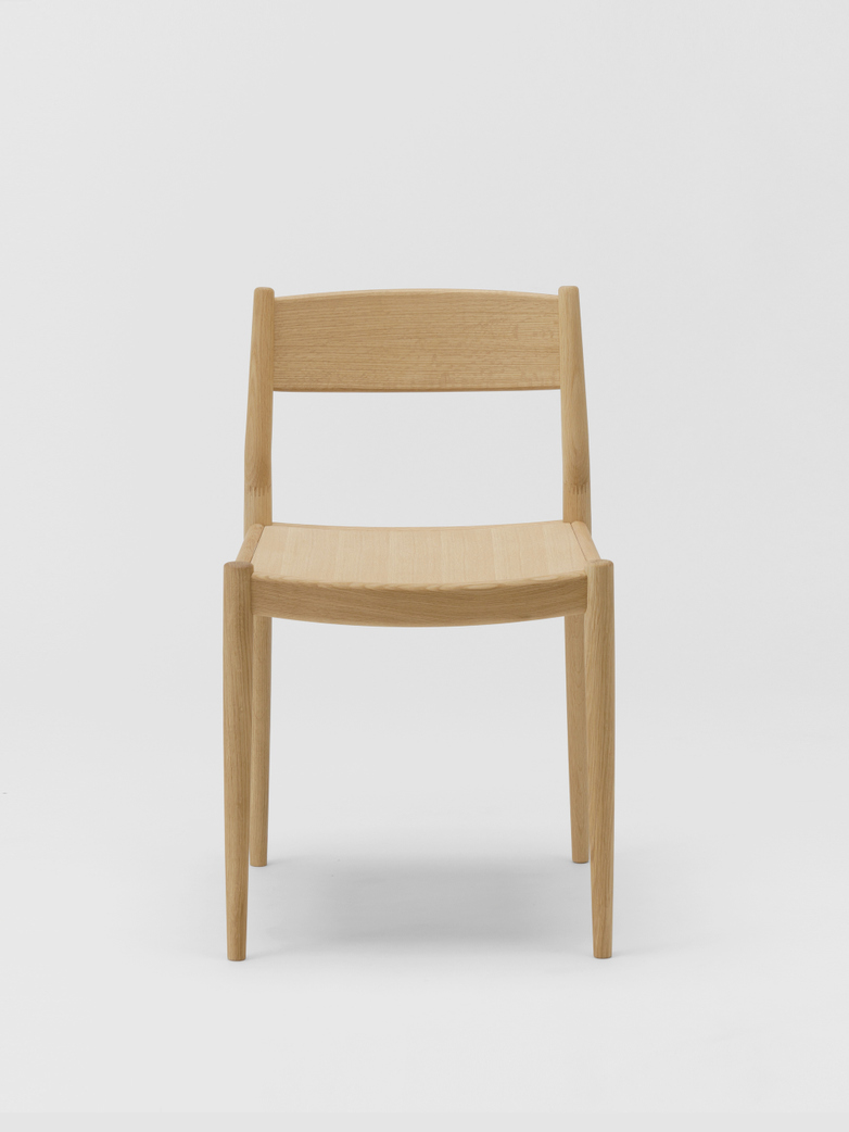 N-DC03 Chair - Oak