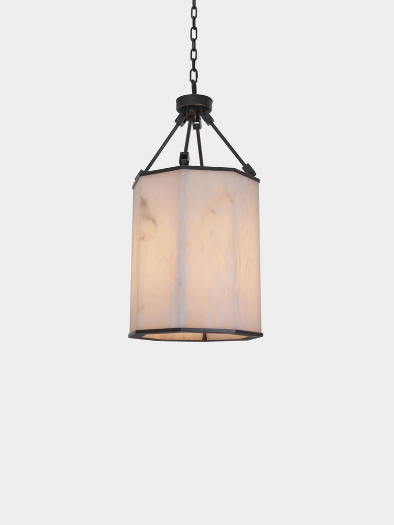 Alabaster Lantern