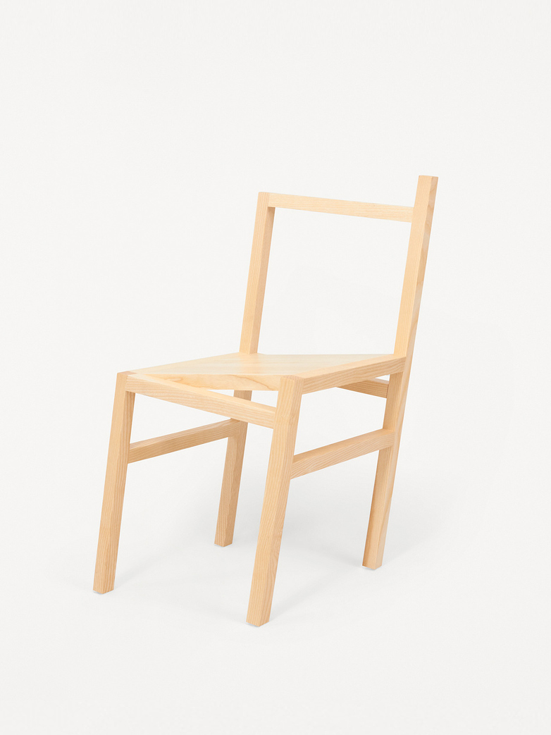 9.5° Chair - Natural