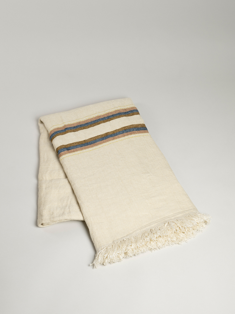 The Belgian Towel - Harlan Stripe