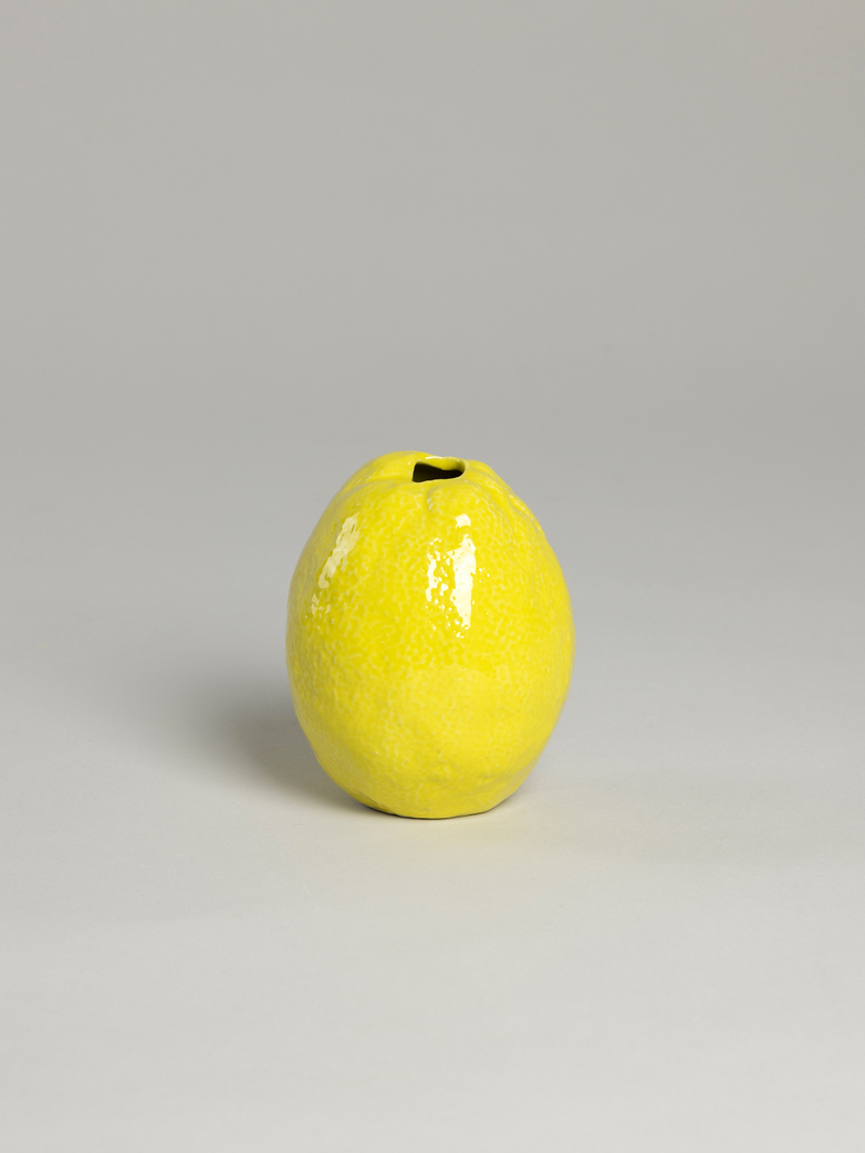 Lemon Mini Vase