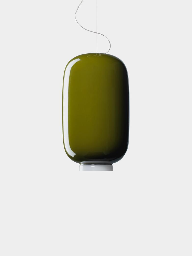 Chouchin 2 Pendant LED - Green