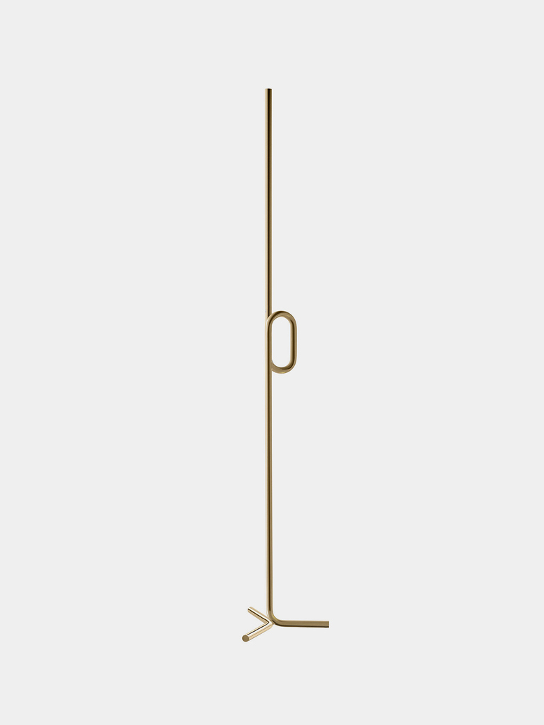 Tobia Floor Lamp Dimmable - Gold