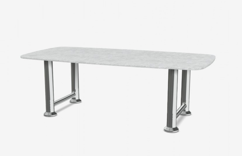 Next Rectangular Table - Marble