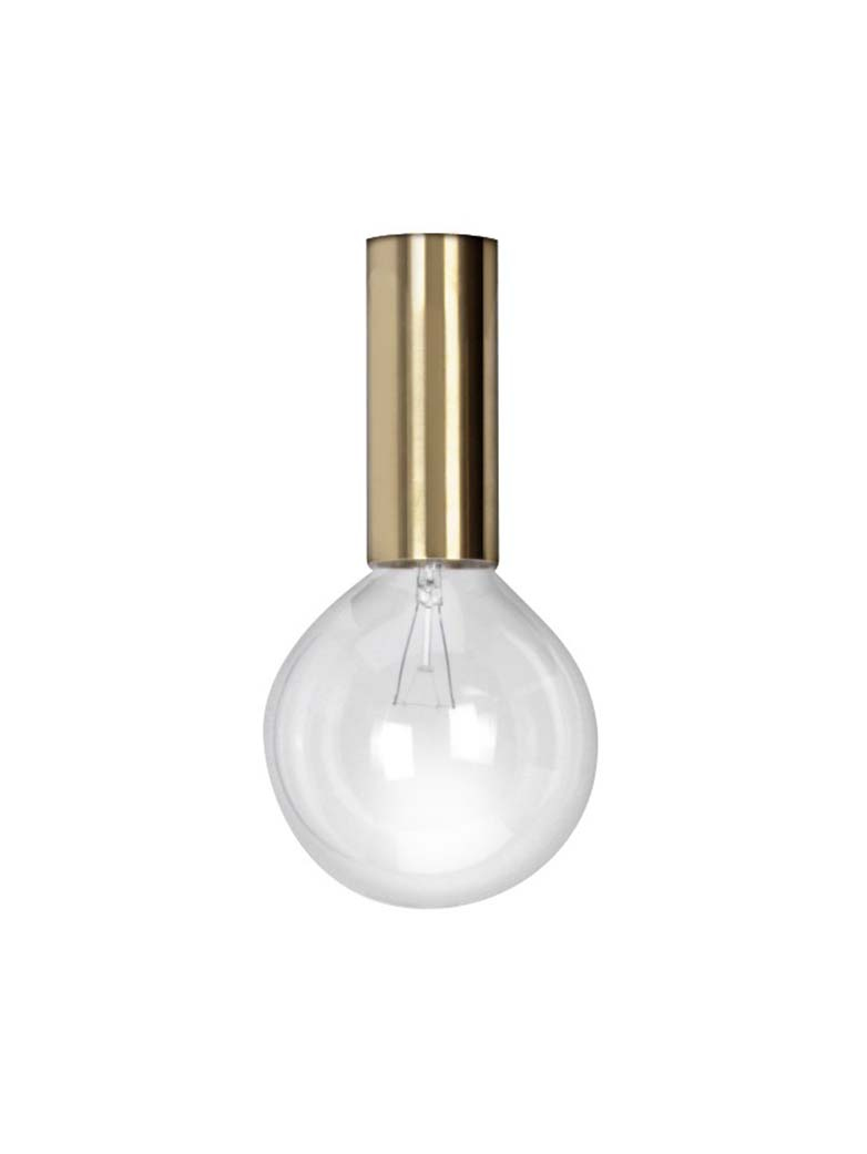 Brasslamp Wall/Ceiling