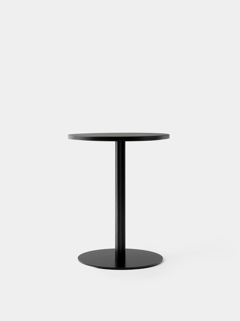 Harbour Column Dining Table - Black Oak