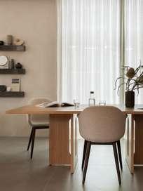 Androgyne Dining Table Rectangular - Natural Oak