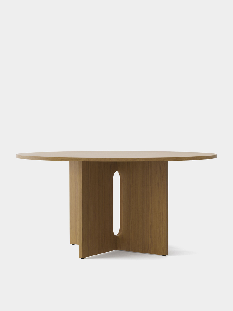 Androgyne Dining Table Round - 150 cm