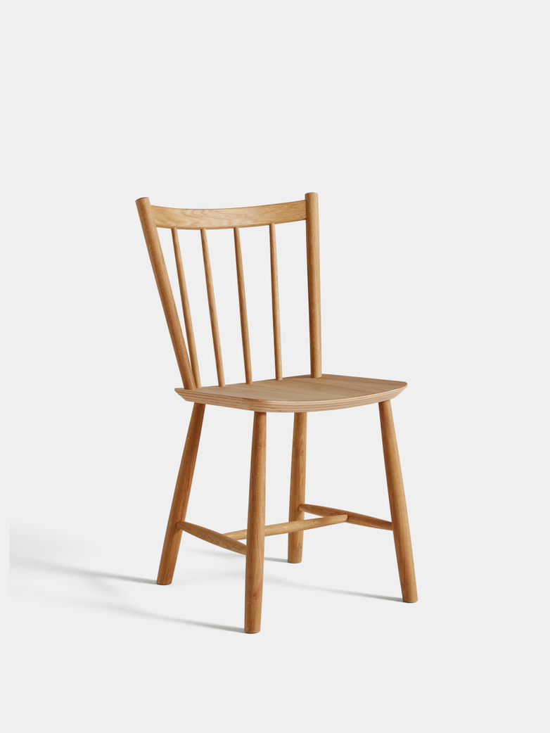J41 Chair Oiled Oak