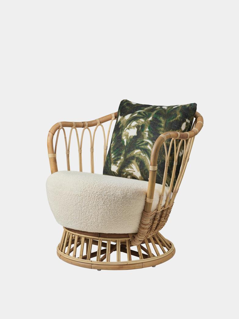 Grace Lounge Chair - Karakorum/Into The Forest