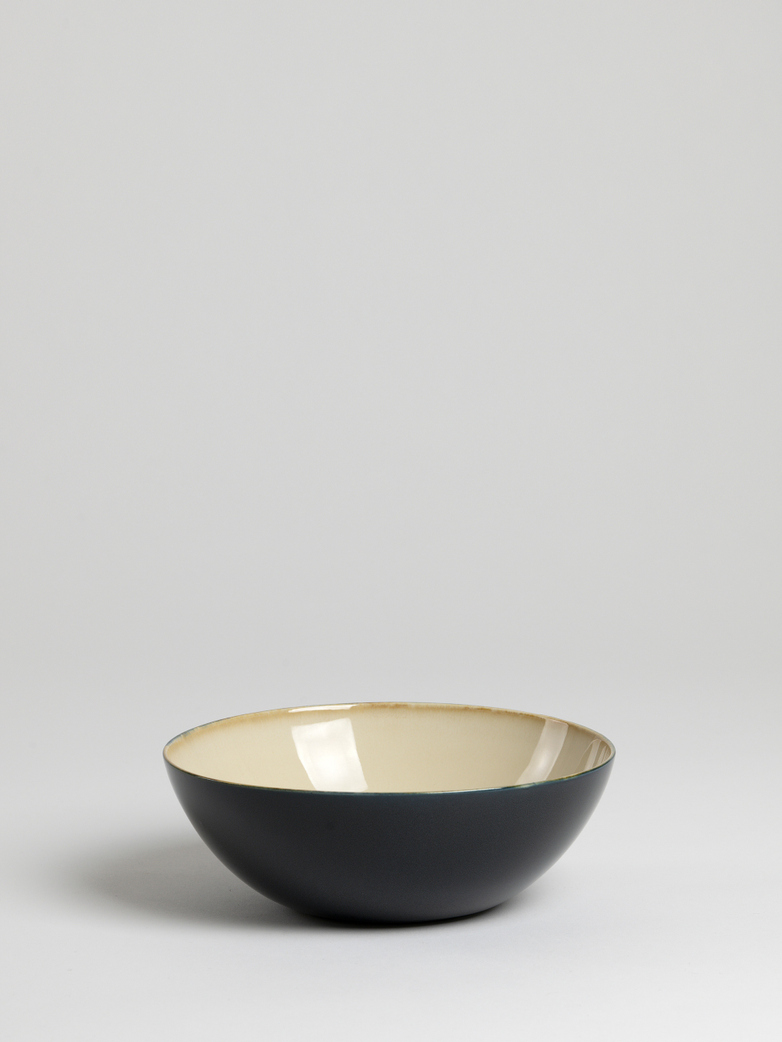 Terres de Rêves - Bowl XL - Misty Grey/Dark Blue