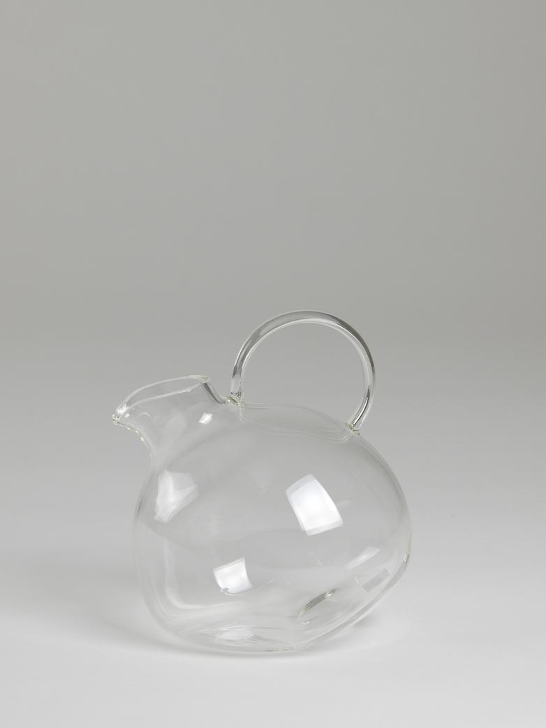 Carafe Glass Tilted