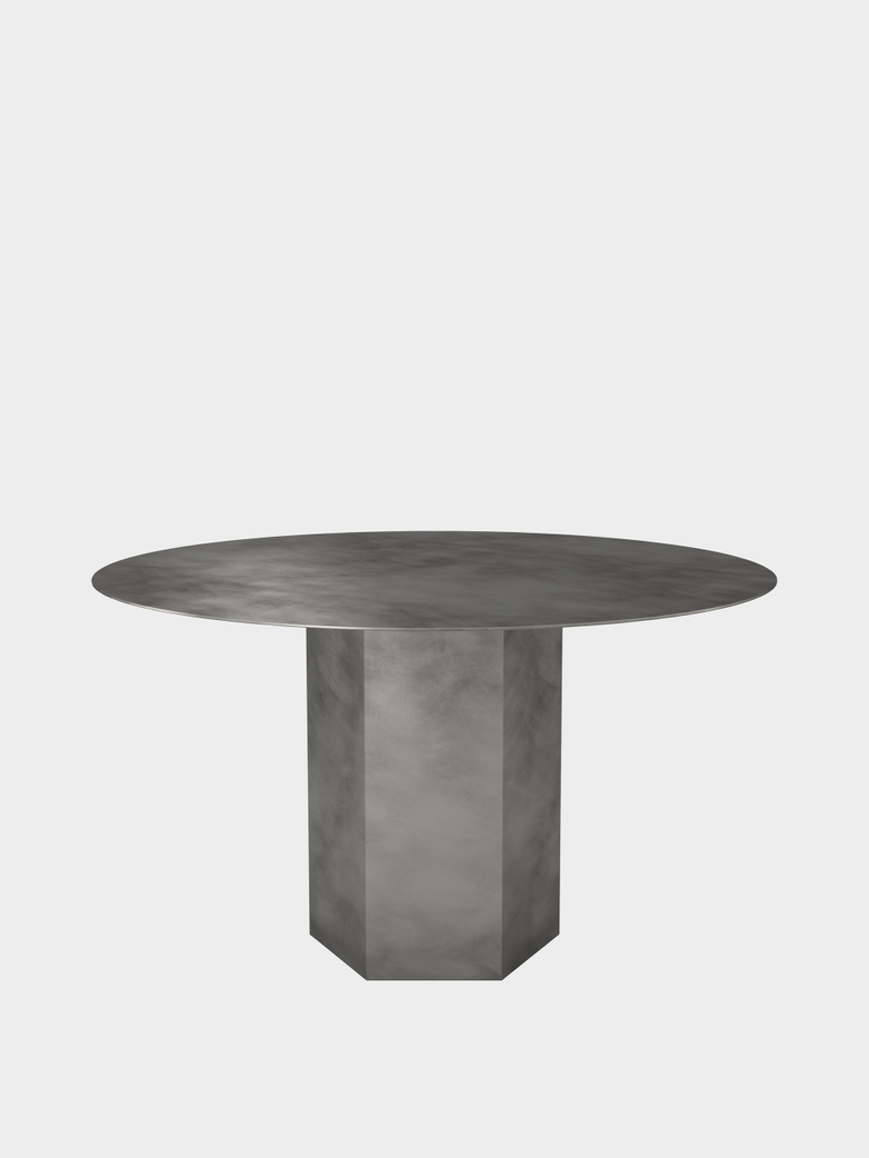 Epic Dining Table Steel - 130 cm