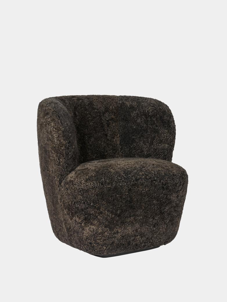 Stay Lounge Chair Small - Sheepskin