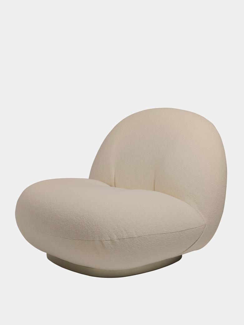 Pacha Lounge Chair - Harp Ivory