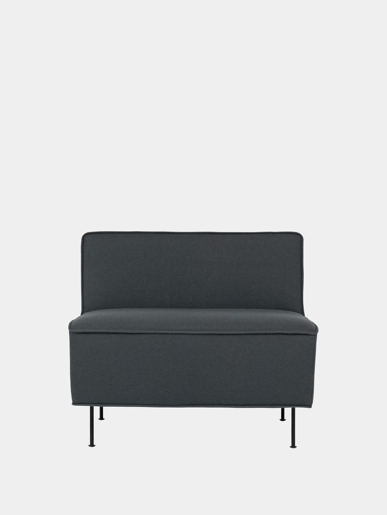 Modern Line Lounge Chair