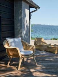 Madame Exterior Lounge Chair