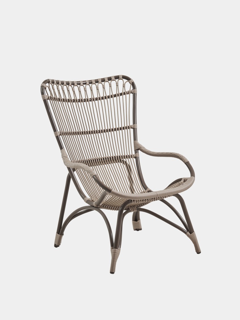Monet Exterior Lounge Chair