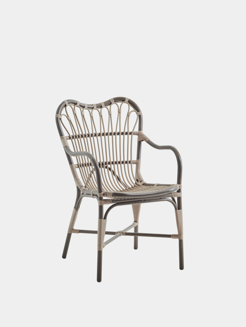Margret Exterior Dining Chair