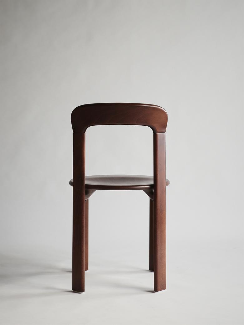 Rey Chair - Dark Walnut