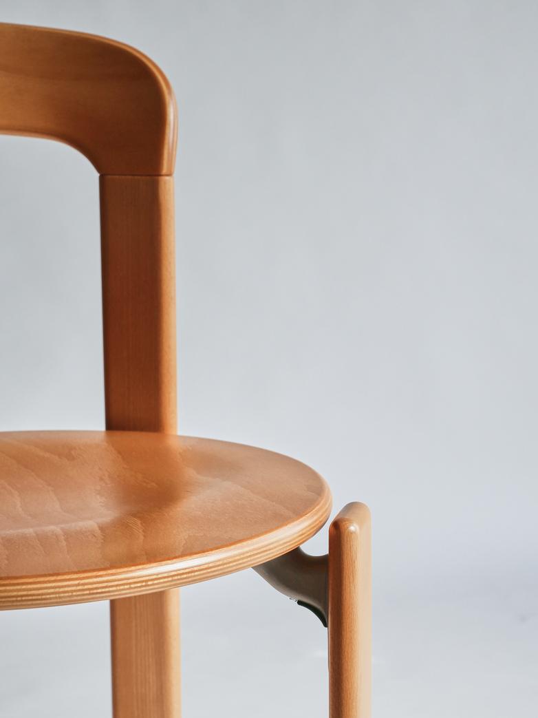 Rey Chair - Golden Beech