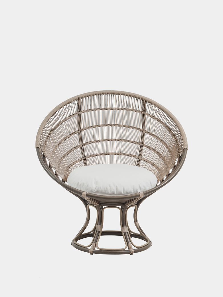 Luna Exterior Lounge Chair