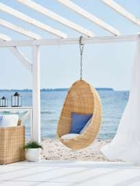 Hanging Egg Exterior Chair