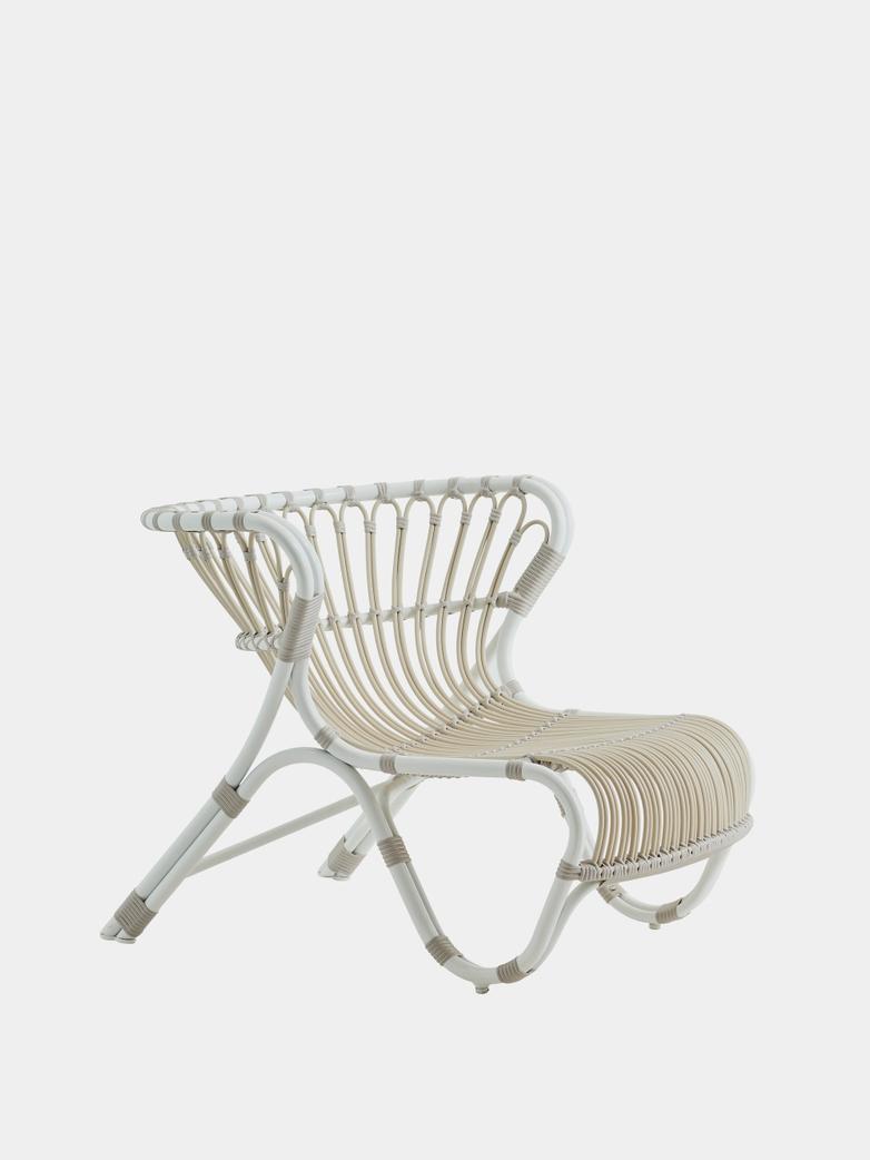 Fox Exterior Lounge Chair