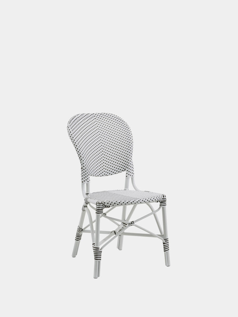 Isabell Exterior Chair - White