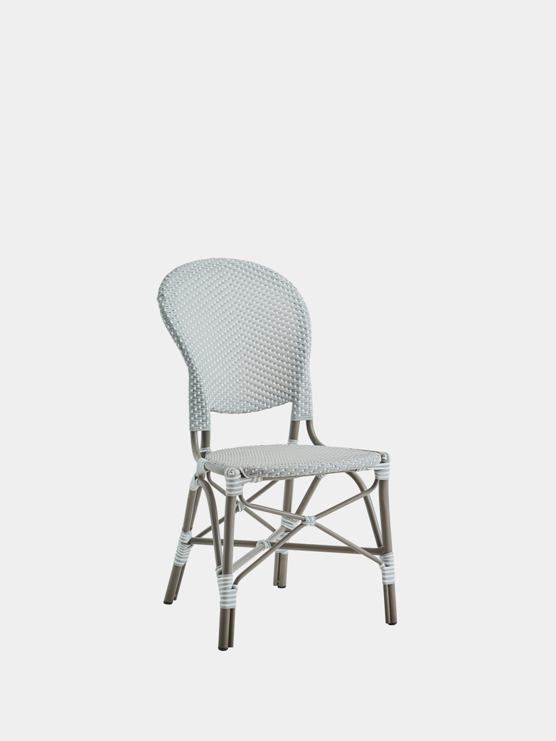 Isabell Exterior Chair - Grey