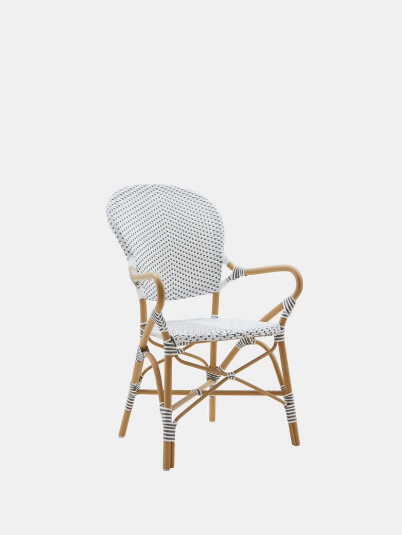 Isabell Exterior Armchair - Natural