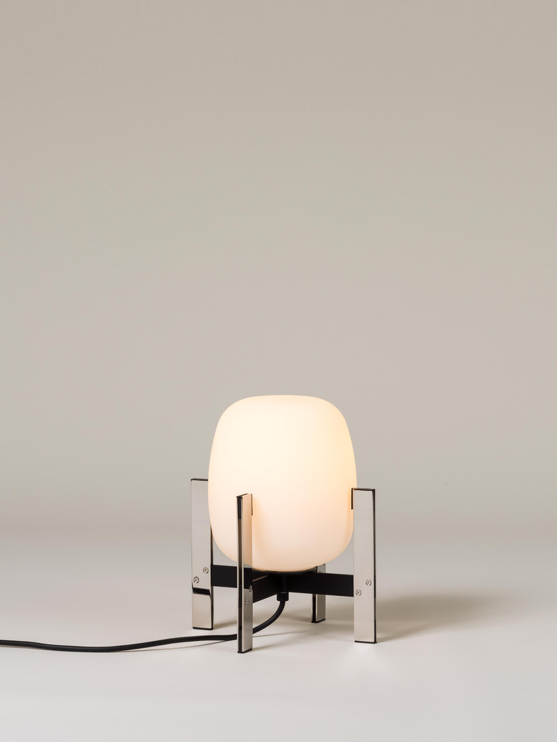 Cestita Metálica - Table Lamp