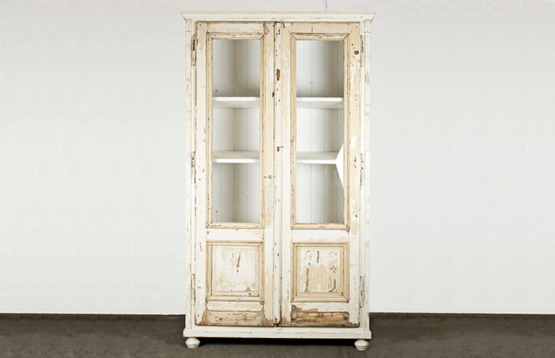 Window Cabinet White
