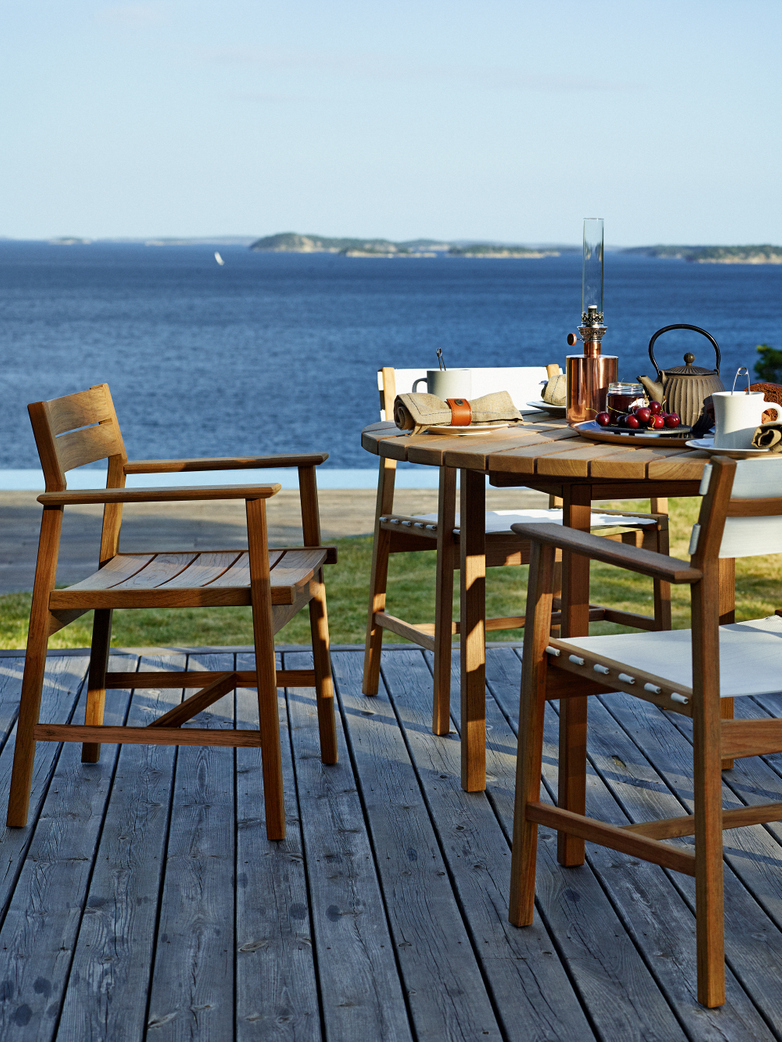 Djurö Dining Table Round