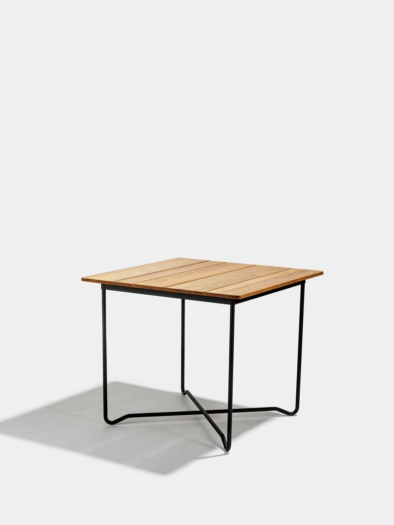 Grinda Table Teak Square - 85 cm