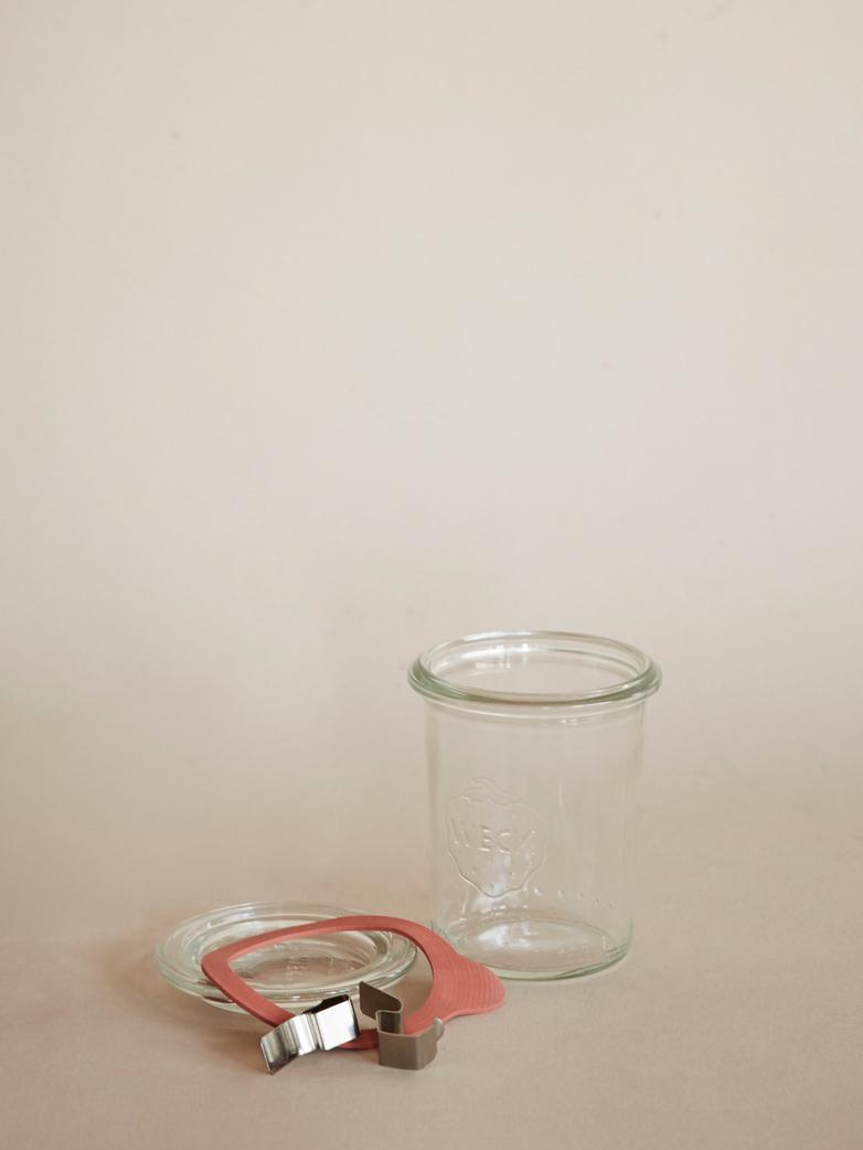 Weck Mold Jar 160 ml - Complete Set