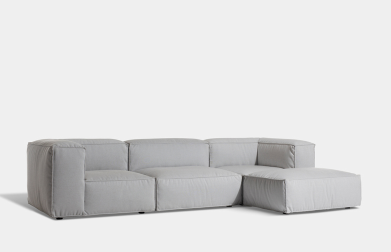 Asker Modular Sofa  - Light Grey